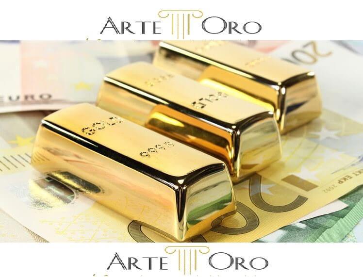 Cambiar Oro por Euros