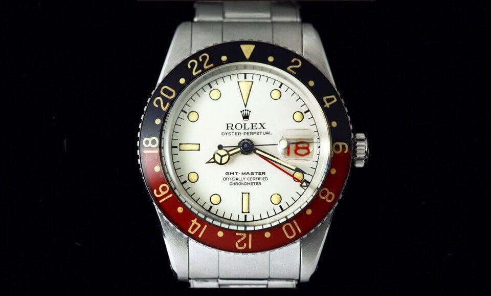 Reloj Rólex GMT Master