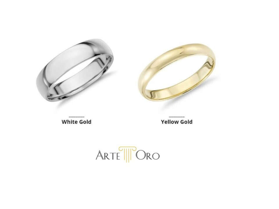 Vender oro blanco