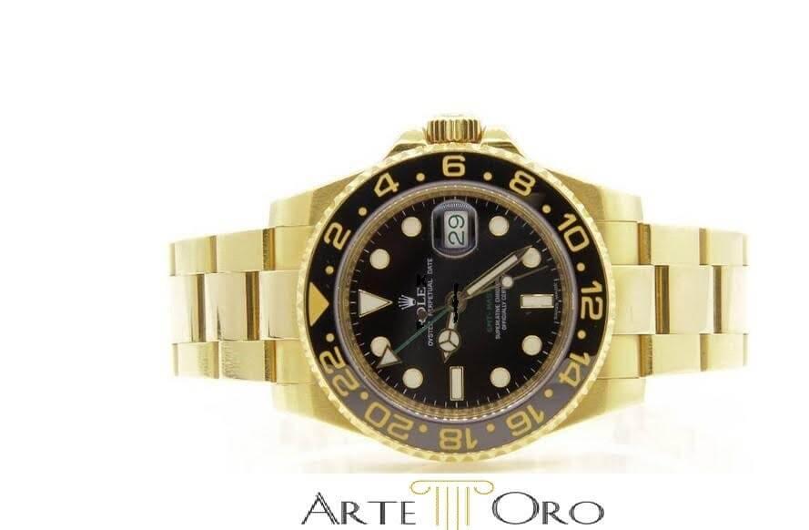 Vender reloj de oro